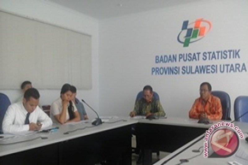 Februari 2014, Manado alami deflasi 0,23 Persen