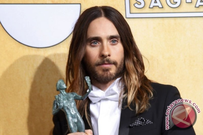 "Jared Leto kesal tak diajak main film ""Joker"""