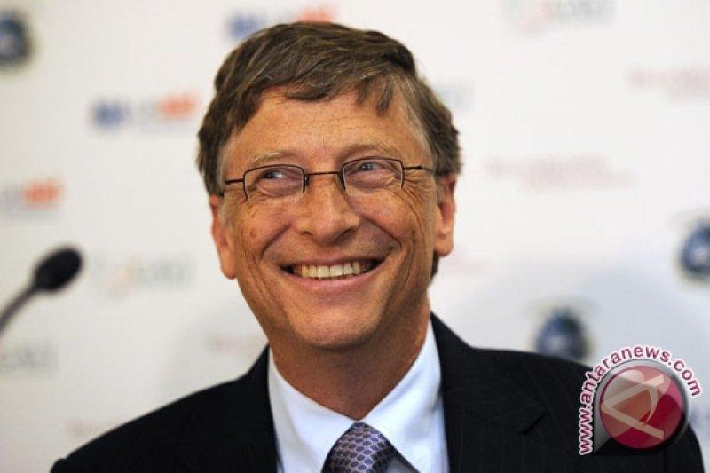 Bill Gates pertimbangkan bangun reaktor nuklir di Indonesia