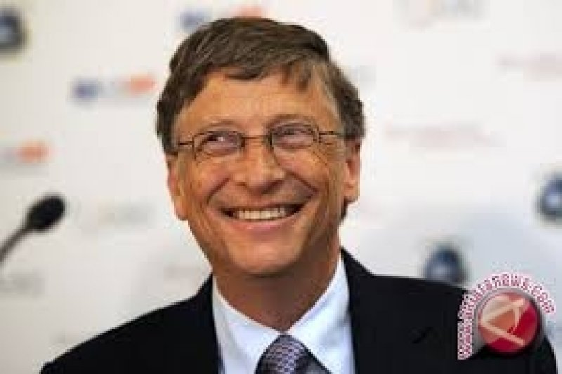 Bill Gates desak bantuan global untuk perangi kemiskinan dan penyakit