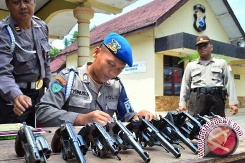 Polri sebut enam polisi terperiksa kasus penembakan mahasiswa di Sultra