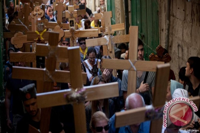 20 orang di Tanzania tewas terinjak saat kebaktian gereja