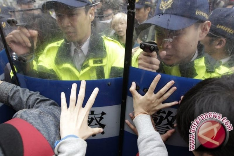 Tiga Terbunuh Dalam Penusukan Di Kereta Bawah Tanah Taipei