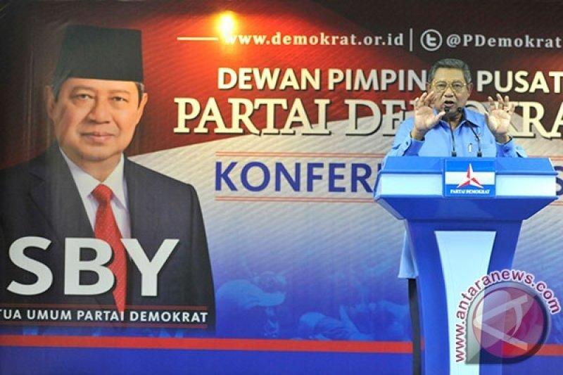 SBY Katakan Presiden Harus Sabar dan Tegar