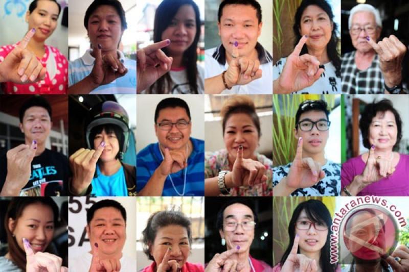 Warga Tionghoa di Sultra bertekad sukseskan pemilu 2019
