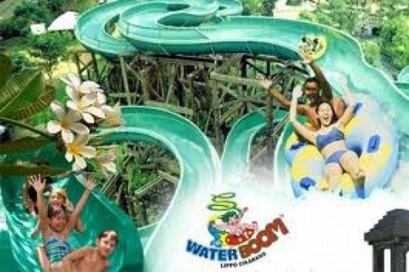 Seputar Waterboom Lippo Cikarang Wisata Air Super Keren Di