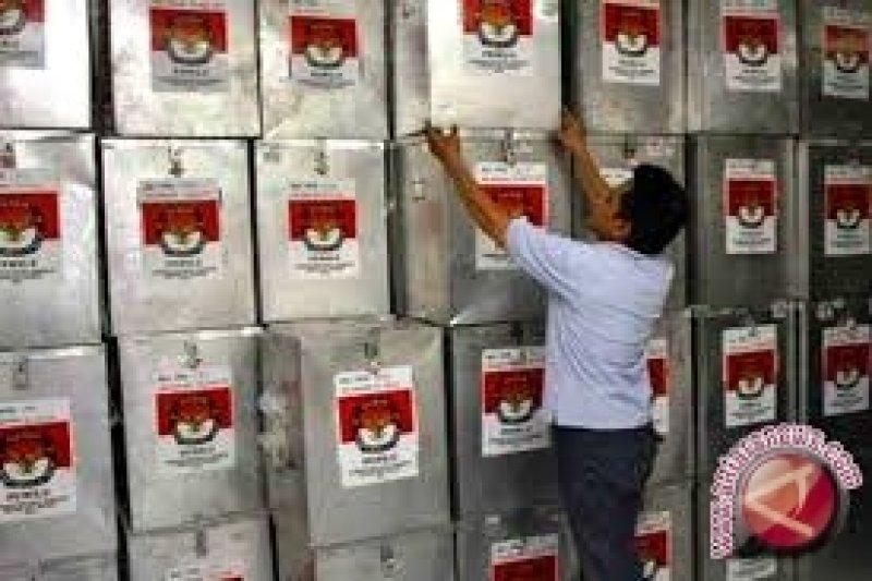 KPU Touna prioritaskan distribusi logistik di wilayah tersulit
