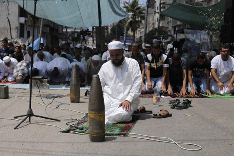 Polisi Gaza amankan hampir 300 rudal Israel yang gagal meledak