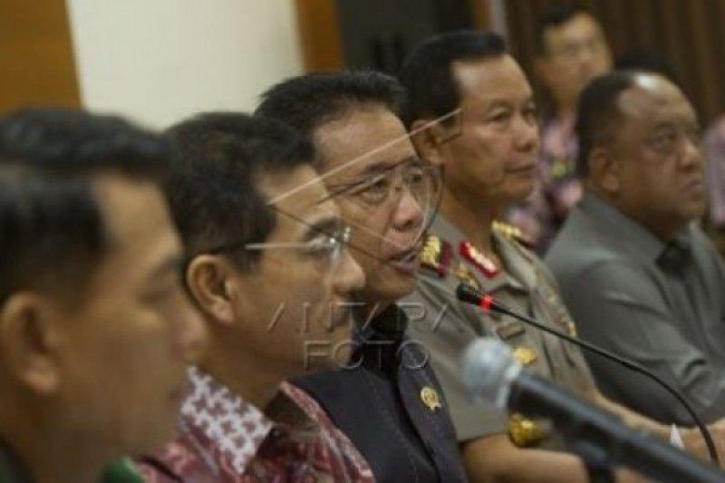 Menko Polhukam: Situasi Kondusif Hingga Pelantikan Presiden