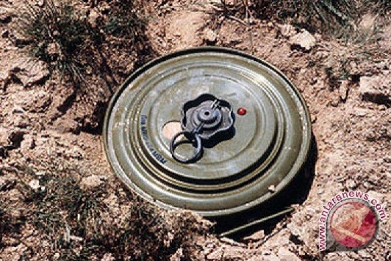 Serangan ranjau di Mali tewaskan penjaga perdamaian PBB