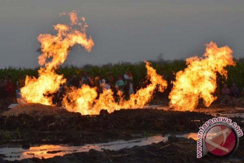 Polisi tangkap operator alat berat penyebab kebakaran pipa Chevron