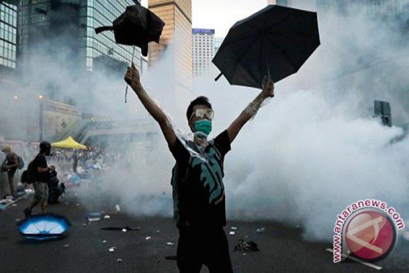 Pejabat China: Hong Kong hadapi krisis terbesar sejak 1997