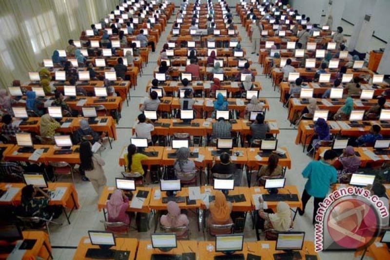 31.400 orang ikut tes seleksi CPNS di Tasikmalaya