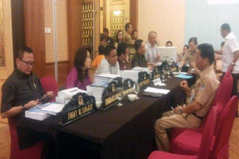 DPRD-Pemkot Manado bahas perhitungan anggaran