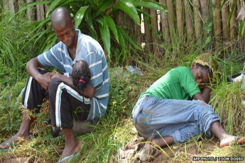 Virus ebola mampu bertahan di sperma selama sembilan bulan