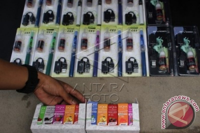 Dukungan kontra penolakan pelarangan rokok elektronik