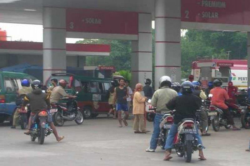 Tujuh SPBU di Jayapura layani penjualan pertamax