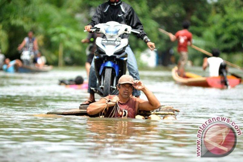320 rumah warga Bengkayang Kalbar kebanjiran