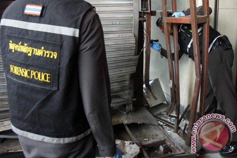 Enam ledakan bom  warnai pertemuan Keamanan Asia Tenggara di Bangkok