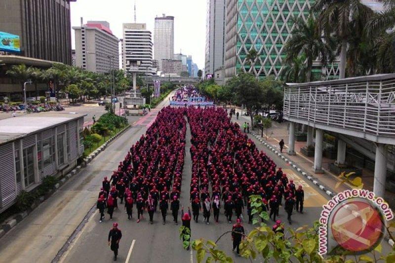 Bupati Gorontalo: buruh berperan besar pada pembangunan daerah