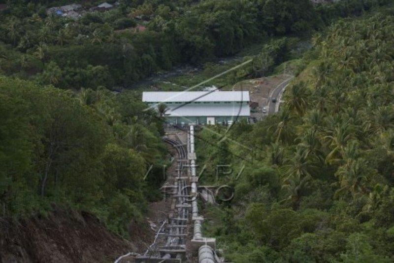 PLN operasikan pembangkit tenaga mikro hidro ke-8 di Lombok