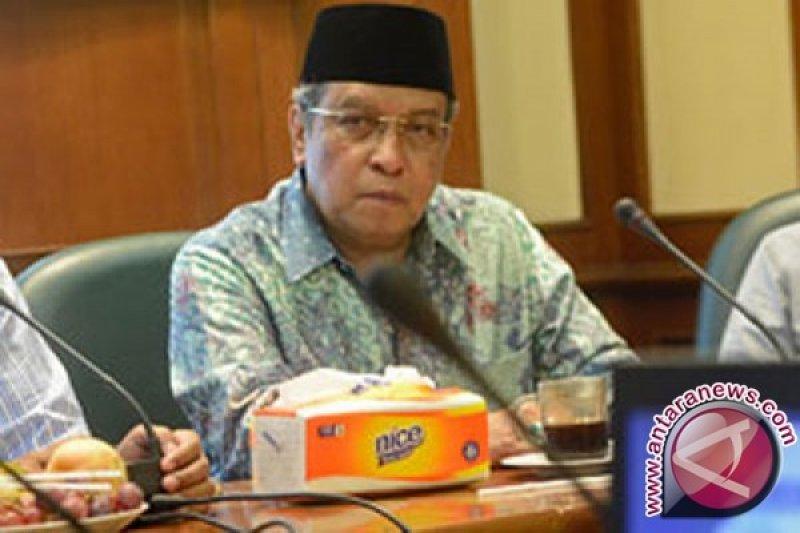 PBNU bantah ancam tinggalkan Jokowi