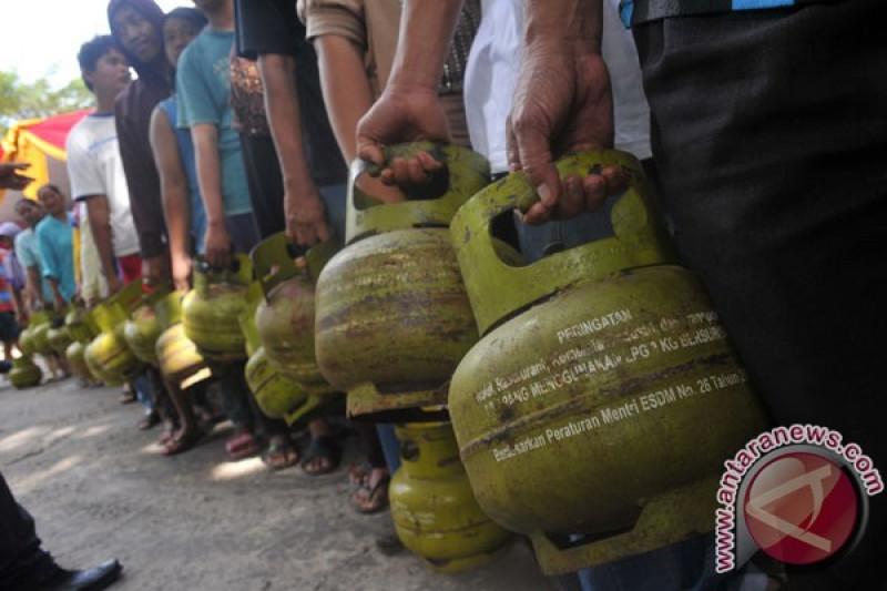 Batan bantu korban tsunami Lampung 300 tabung gas 3 kg