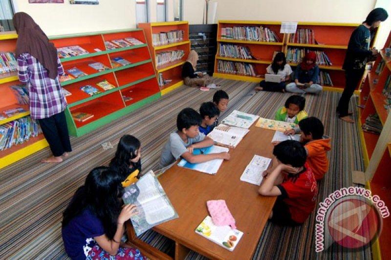 Tingkatkan minat baca, Jateng dorong replikasi perpustakaan inklusi ke daerah lain