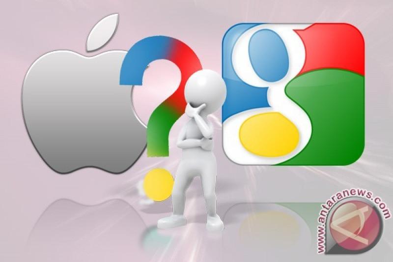Google dituduh 'picu ketakutan' atas keamanan iPhone
