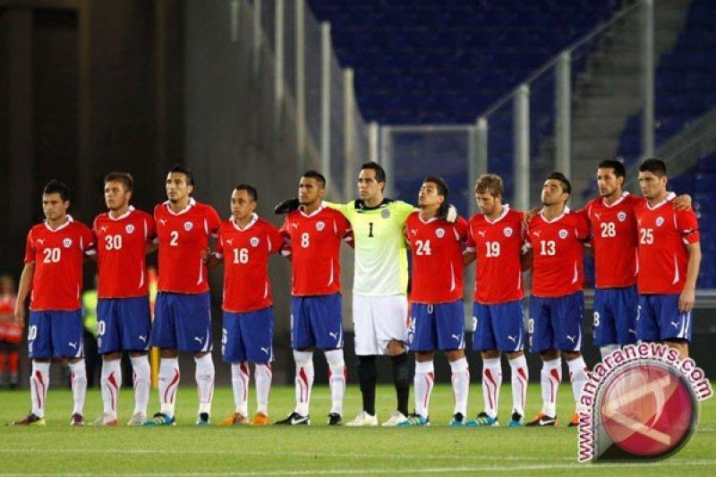 Lawan Jepang, Vidal sebut Chile adalah tim yang ditakuti