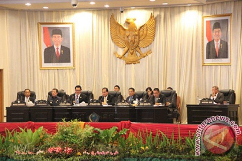 DPRD Sulut rapat paripurna keputusan rekomendasi LKPJ gubernur