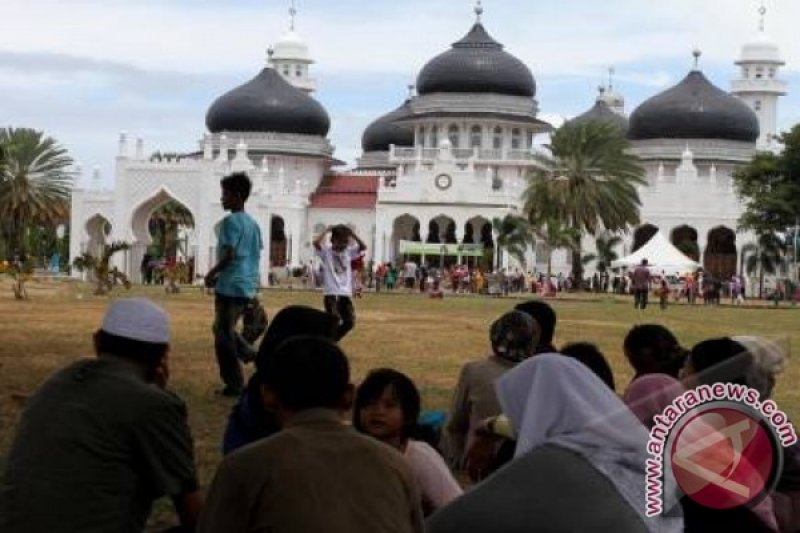 Presiden Jokowi Dijadwalkan Shalat Idul Fitri di Banda Aceh