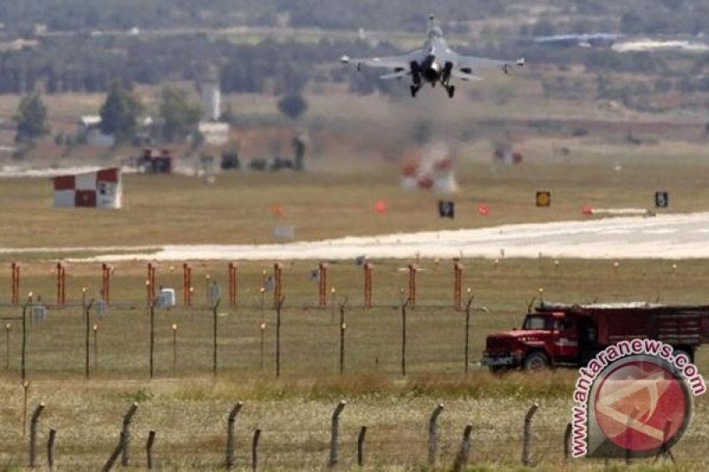 Turki balas ancaman sanksi AS dengan menutup pangkalan udara Incirlik