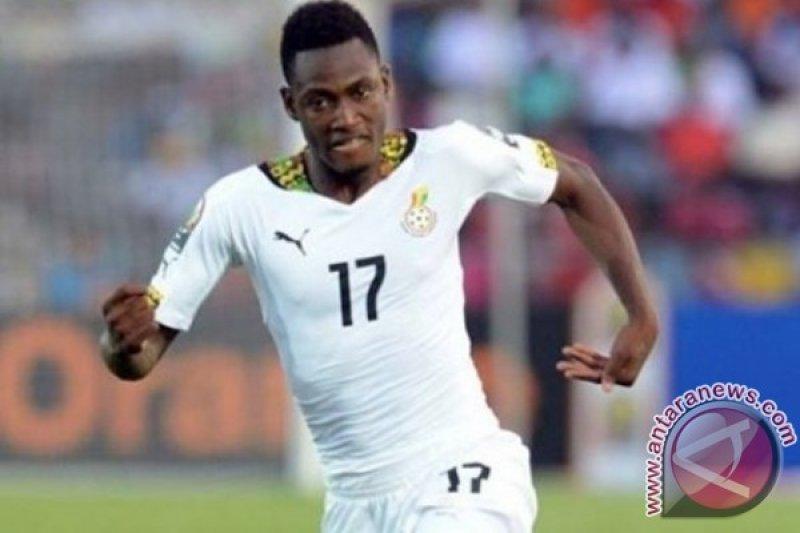 Pemain belakang Chelsea kembali perkuat timnas Ghana