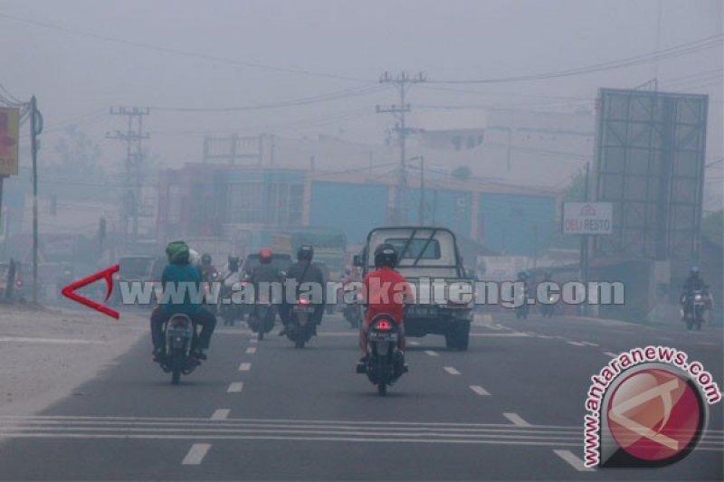 SKPD Diminta Proaktif Tanggulangi Kabut Asap
