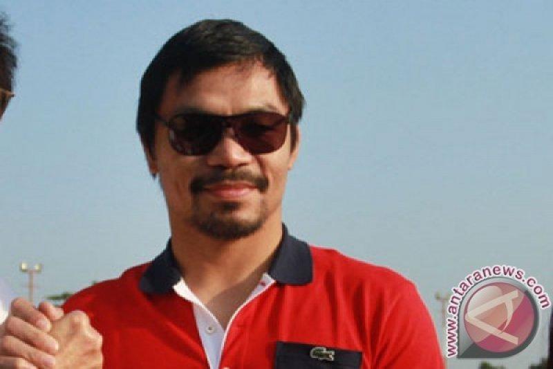 "Mayweather Bertanding, Manny Pacquiao Bilang ""Bosan"""
