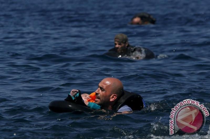 19 tewas akibat kapal pengungsi karam di lepas pantai Siprus