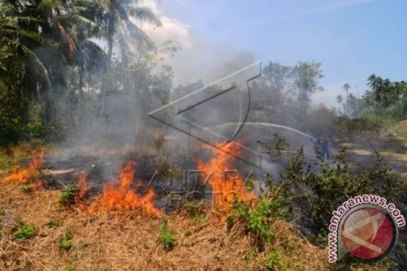 Pemkab Bolaang Mongondow cegah kebakaran hutan