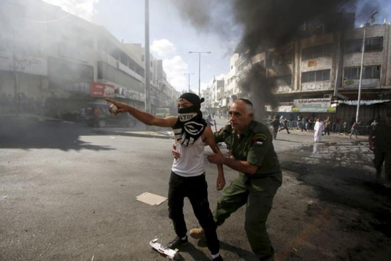 Warga Palestina cedera saat pemukim Yahudi serbu Masjid Nabi Yunus