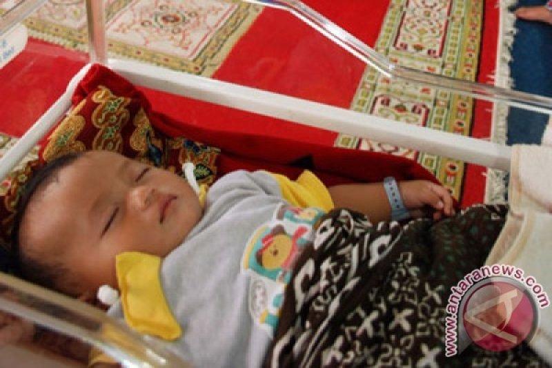 Bayi di Palembang Meninggal Diduga Idap ISPA Akibat Asap