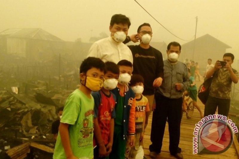 Setiap hari miliaran anak hirup udara beracun, kenapa?