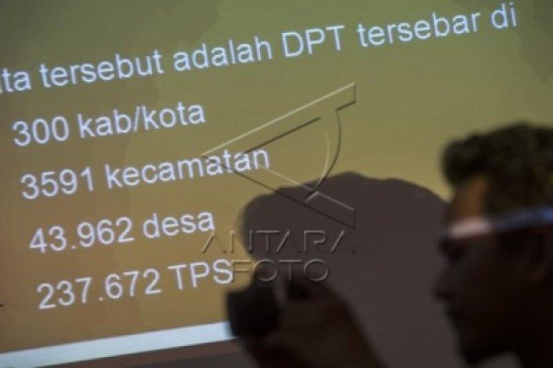KPU Kukon Progo dapat DPTB 65 santri