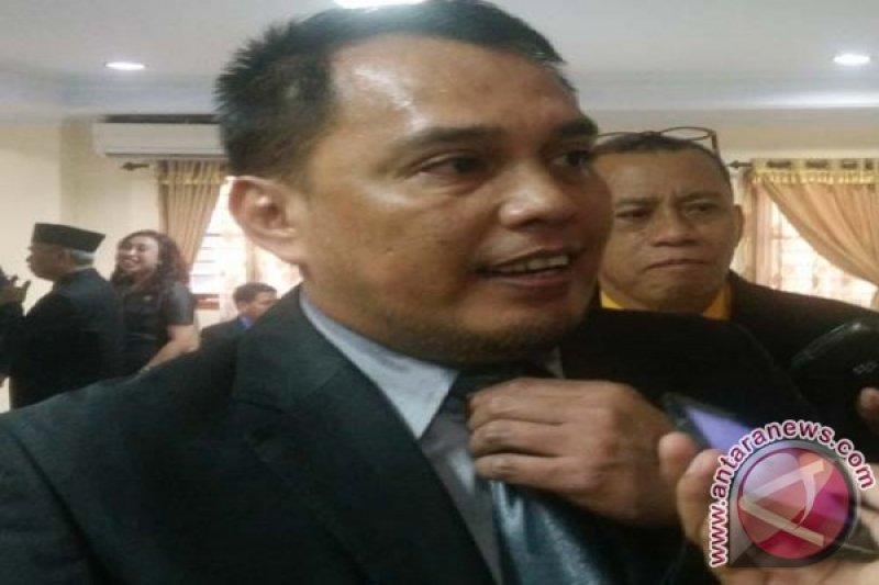 Amiruddin Nurdin Diusul Wakil Ketua DPRD Sultra