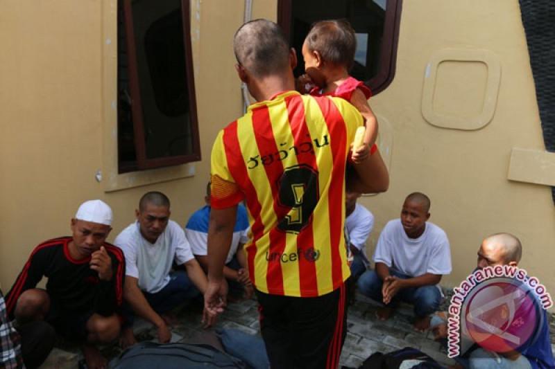 Nelayan Sumut yang ditahan Malaysia sudah dipulangkan