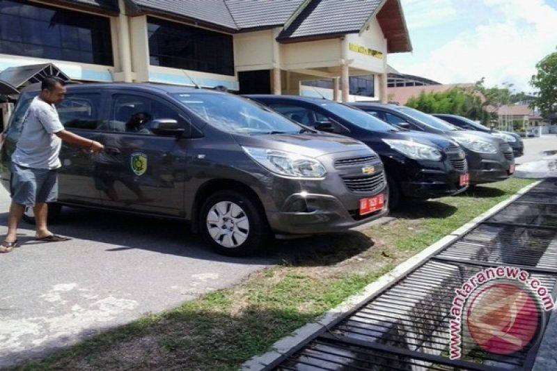 23 Pejabat Pemko Dapat Mobil Dinas Baru