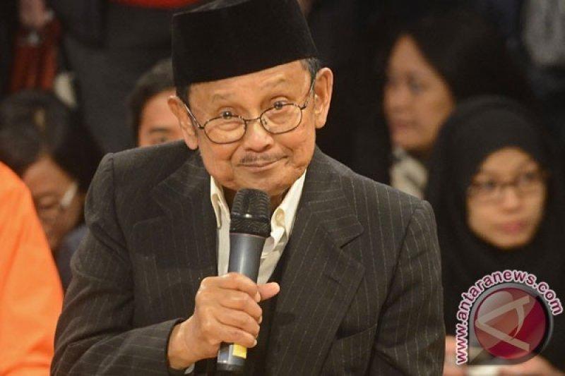 BJ Habibie: Kualitas SDM cermin masa depan bangsa