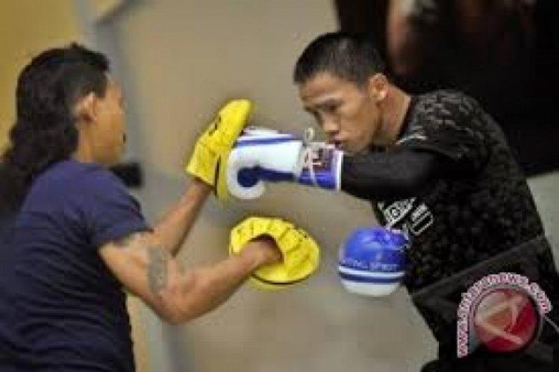 "Lawan Yoshitaka Kato, Daud Yordan Fokus Latihan dengan ""Sparring"""