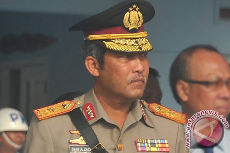 Brigjen Syaiful meninggal saat tugas pascaPemilu akibat serangan jantung