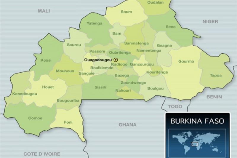 Konvoi makanan dan truk transportasi diserang di Burkina Faso, 29 orang tewas