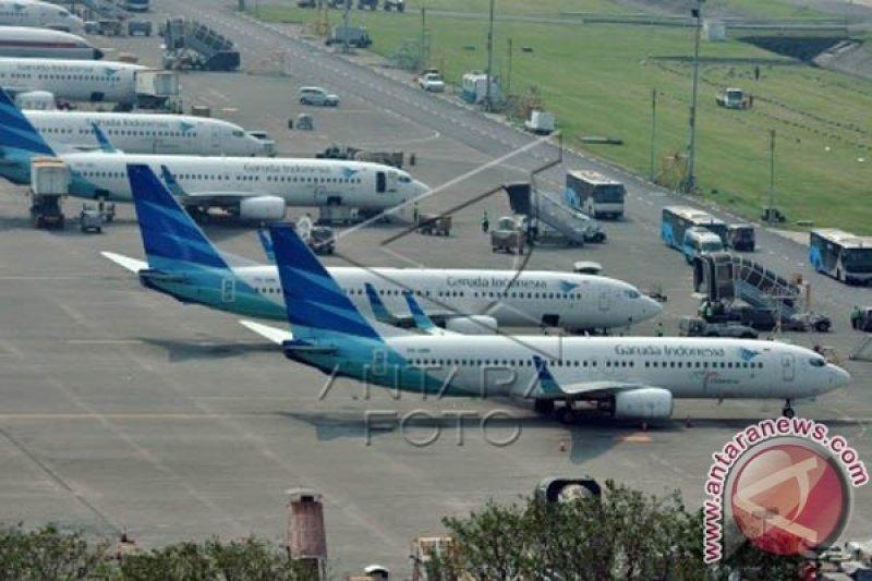 """Garuda Indonesia meraih predikat """"Top Brand Health"""""""